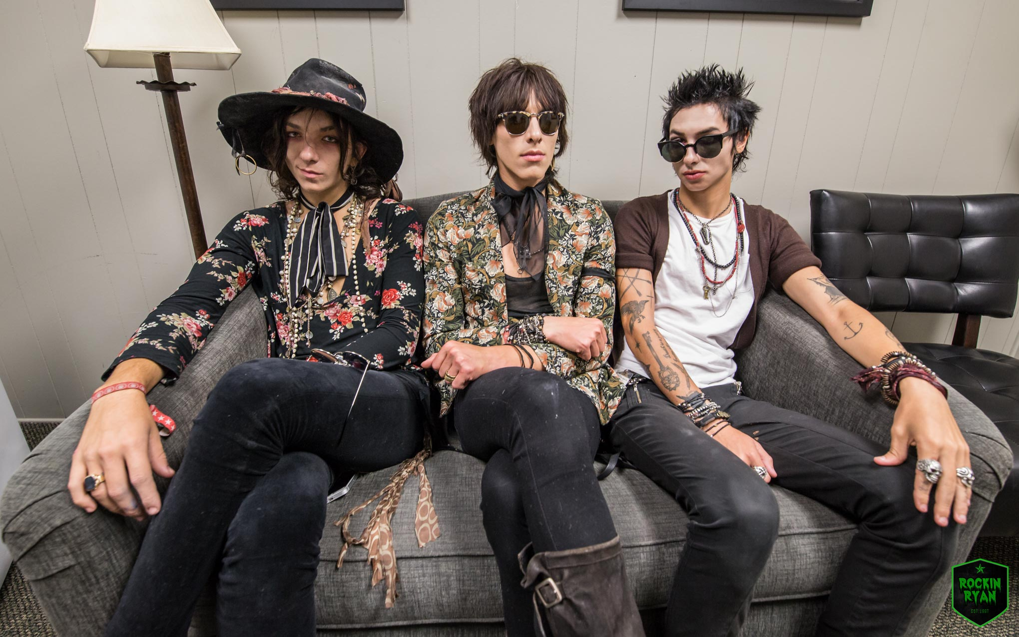 Interview With Our Warped Tour Highlight Band Palaye Royale