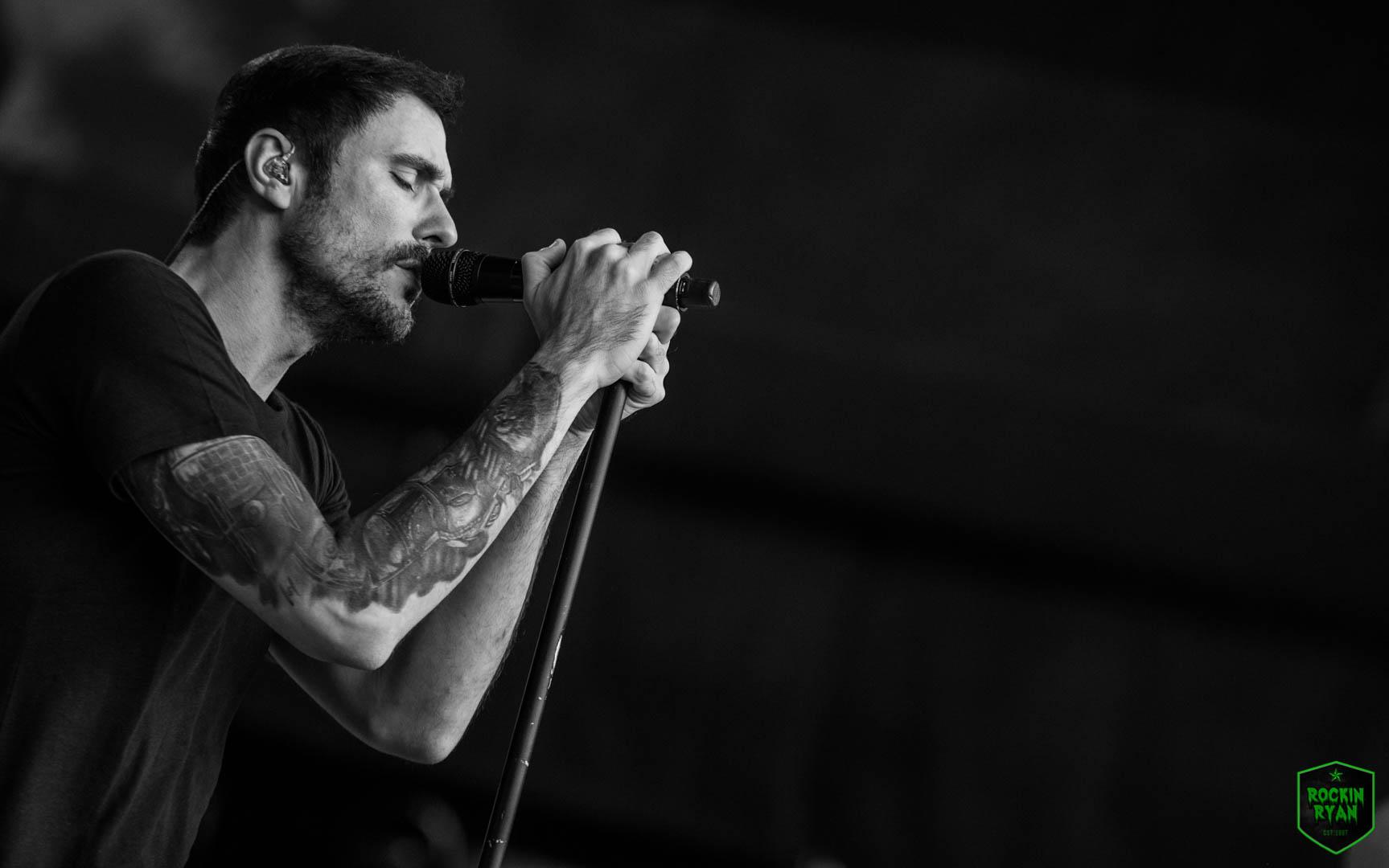 Breaking benjamin tour dates 2019 in Melbourne